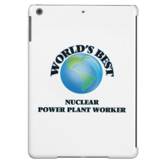 World's Best Nuclear Power Plant Worker Cover For iPad Air