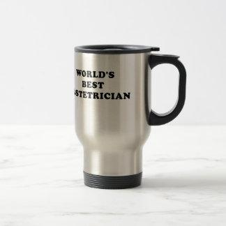 Worlds Best Obstetrician Travel Mug