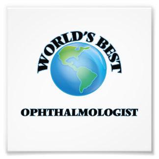 World's Best Ophthalmologist Photograph