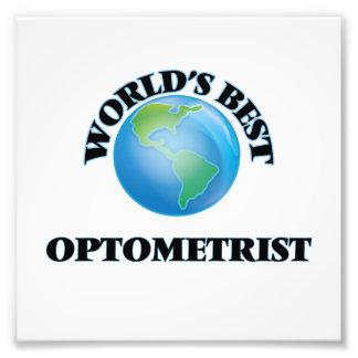 World's Best Optometrist Photo