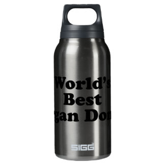 World's Best Organ Donor Insulated Water Bottle