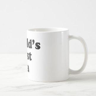 World's Best Pa Basic White Mug