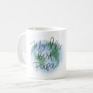 World's Best Papa Mug