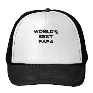 World's Best Papa.png Cap