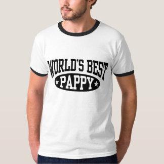 World's Best Pappy T-Shirt