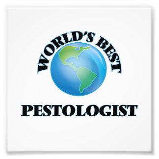 World's Best Pestologist Photograph