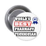 World's Best Pharmacy Technician