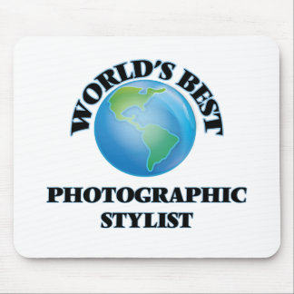 World's Best Photographic Stylist Mouse Pads