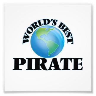 World's Best Pirate Art Photo