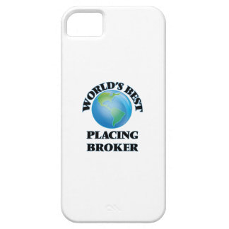 World's Best Placing Broker iPhone 5 Cover