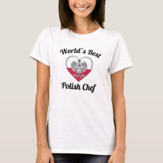 World's Best Polish Chef T-Shirt