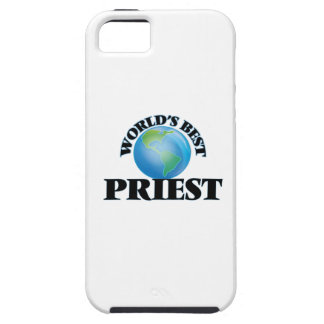 World's Best Priest iPhone 5 Case