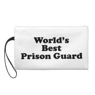 world's Best Prison Guard Wristlets