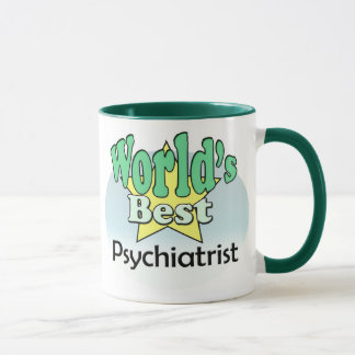 World's best Psychiatrist Mug