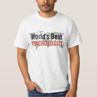 World's best Psychologist Tshirt