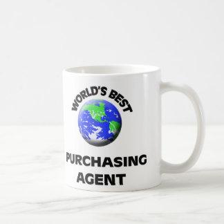 World's Best Purchasing Agent Mugs