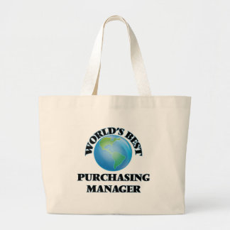 World's Best Purchasing Manager Bags