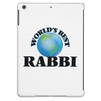 World's Best Rabbi iPad Air Cover