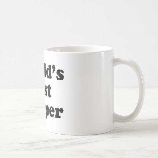 World's Best Rapper Coffee Mugs