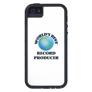 World's Best Record Producer Cover For iPhone 5