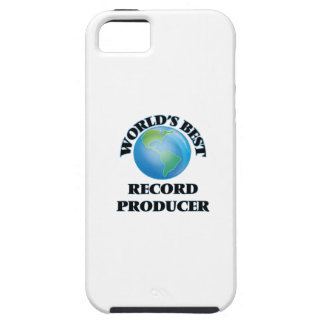 World's Best Record Producer iPhone 5 Cover