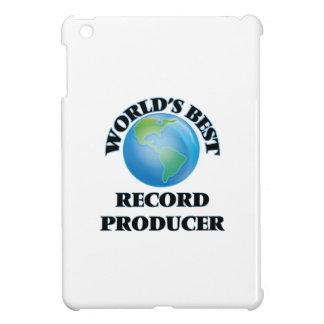 World's Best Record Producer iPad Mini Cover