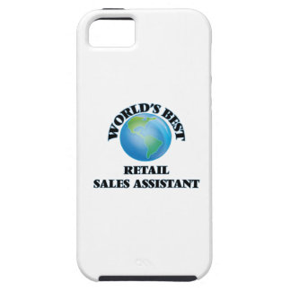 World's Best Retail Sales Assistant iPhone 5 Cover