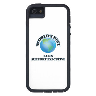 World's Best Sales Support Executive iPhone 5 Cover