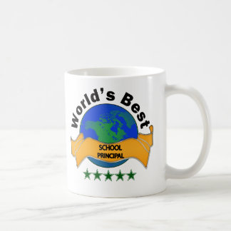World's Best School Principal Coffee Mug