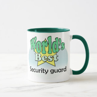 World's best Security Guard Mug
