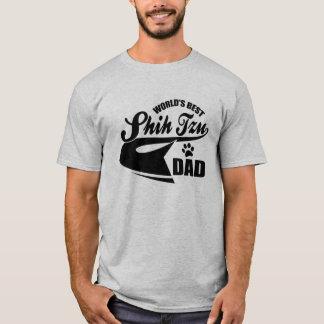 World's Best Shih Tzu Dad T-Shirt