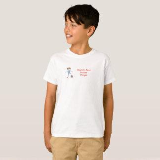 World's Best Soccer Player T-Shirt