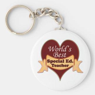 World's Best Special Ed. Teacher Key Ring