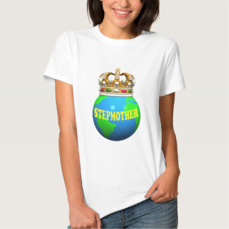 World's Best Stepmother Mothers Day Gifts Tees