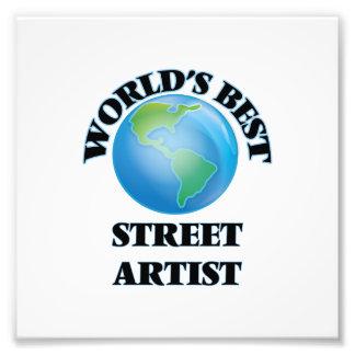 World's Best Street Artist Photo Art
