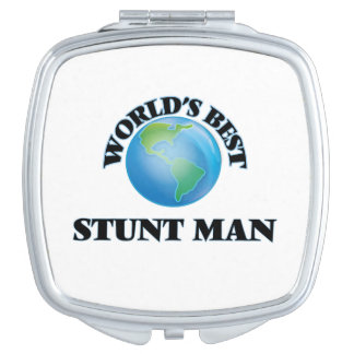 World's Best Stunt Man Mirrors For Makeup