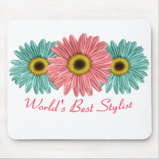 World's Best Stylist Mouse Pad