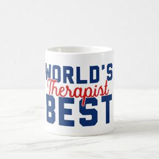 World's Best Therapist Coffee Mug