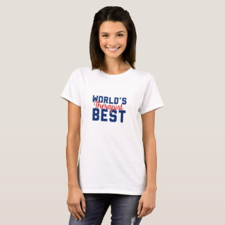 World's Best Therapist T-Shirt