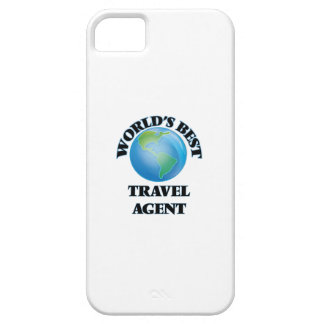 World's Best Travel Agent iPhone 5 Covers