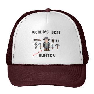 World's Best Vampire Hunter Cap