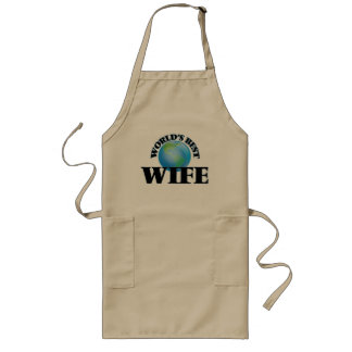 World's Best Wife Aprons