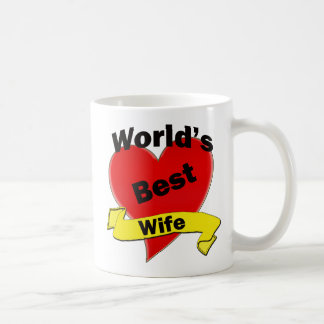 World's Best Wife Coffee Mug
