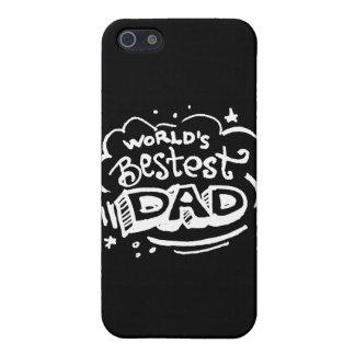 World's Bestest Dad 2 iPhone 5 Cases