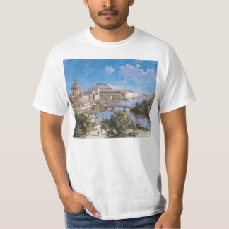 World's Colombian Exposition by Theodore Robinson T-Shirt