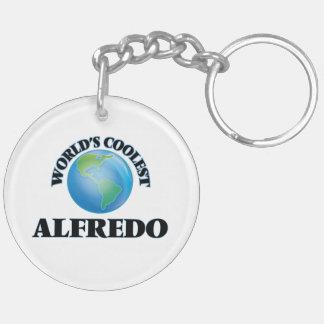 World's Coolest Alfredo Acrylic Key Chain