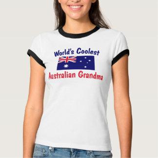 World's Coolest Australian Grandma T-Shirt