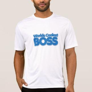 Worlds Coolest Boss T Shirts