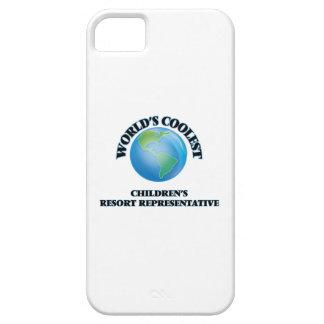 World's coolest Children's Resort Representative iPhone 5 Covers