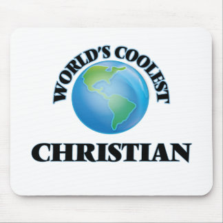 World's Coolest Christian Mouse Pads
